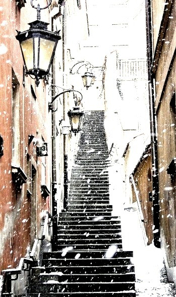 Winter Steps Warsaw, Poland