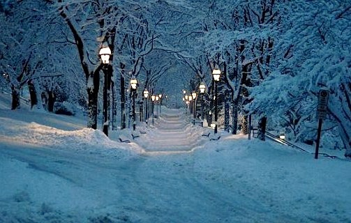 Snow Lane, Bethlehem, Pennslyvania