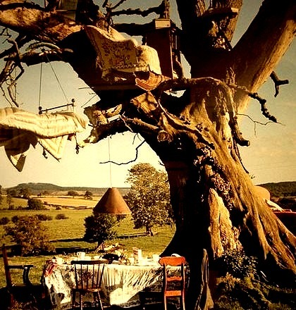 Treehouse, Great Britain