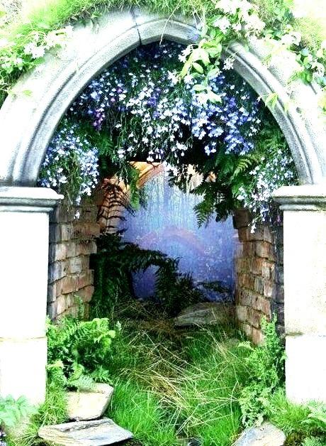 Mystical Arch, Provence, France