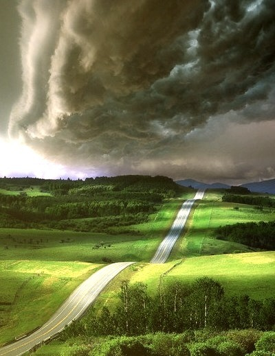 Impending Storm, Colorado