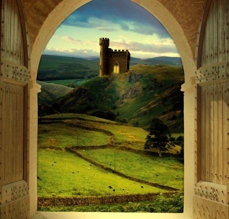 Castle View, Wales