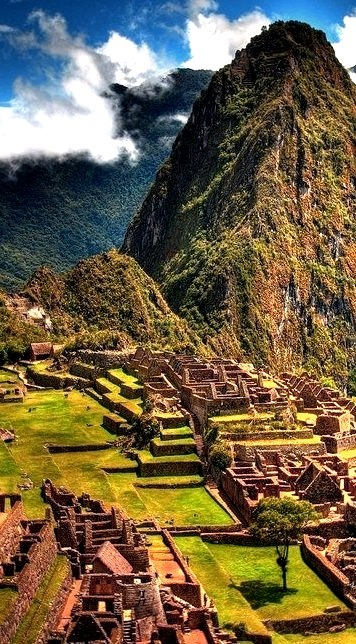 Lost City of the Incas, Peru