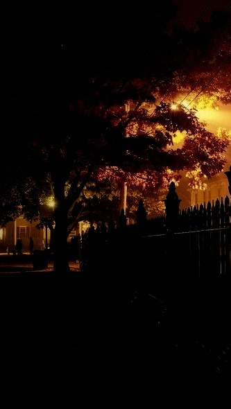 Halloween Night, Salem, Massachusetts