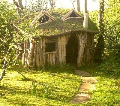 Fairytale House, Sheffield, England