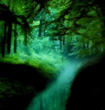 Mystical River, The Netherlands