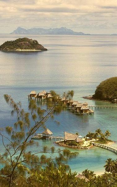 Likuliku Lagoon Resort / Fiji Islands